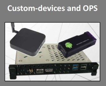 Radix Viso for Custom device and OPS