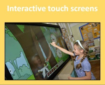 Radix Viso for Interactive Touch Screen